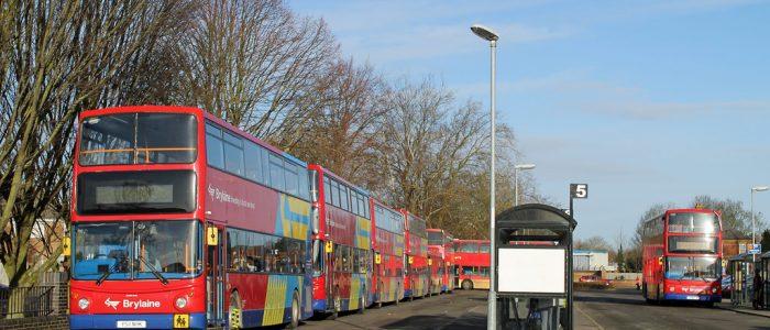 Bus Station Spalding
